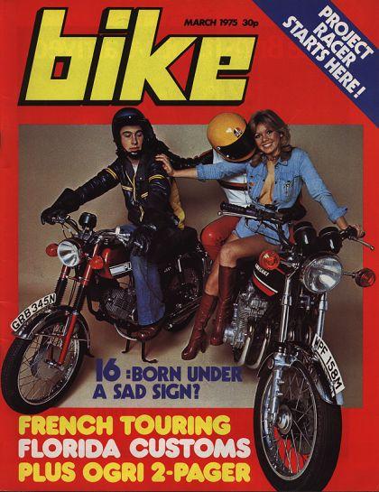 bike magazines 1975 motorcycle march magazine australian mags british australia bikes classicmemories dropbears