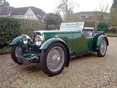 Aston Martin on Aston Martin 1932 International 1 Jpg