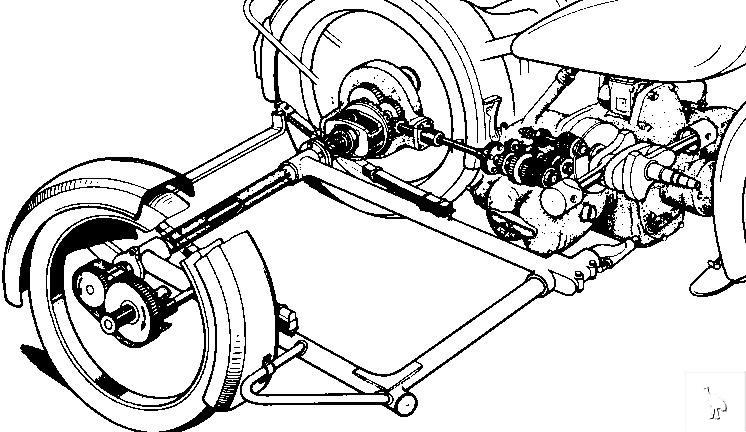 bmw r75 sidecar combination