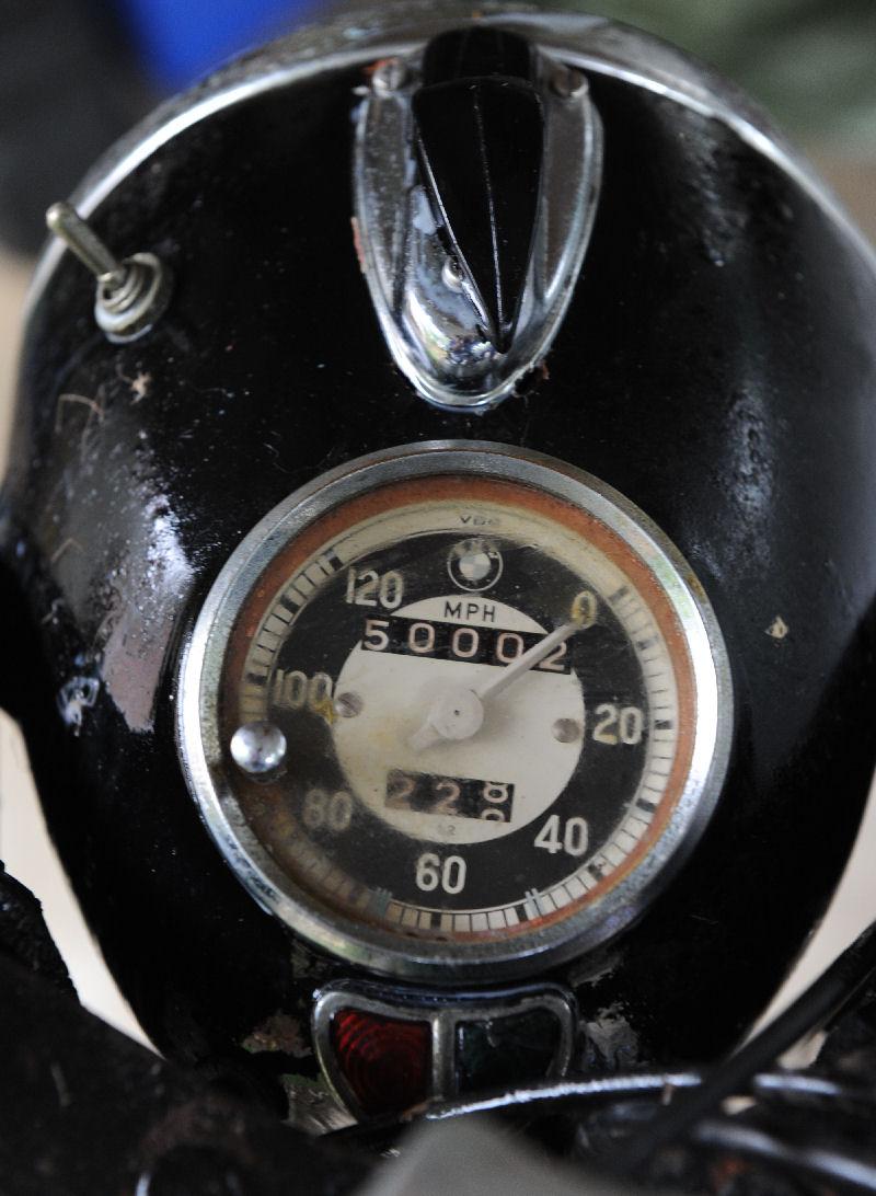 Bmw R60  2 C1964