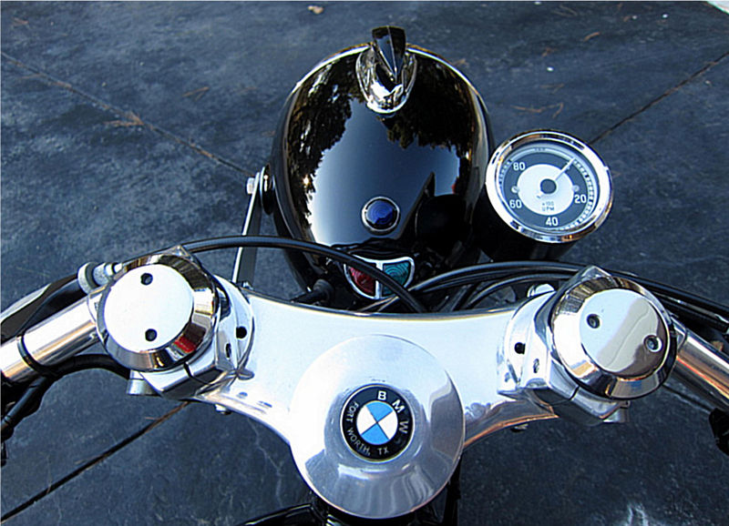 Bmw R60  2 Cafe Racer