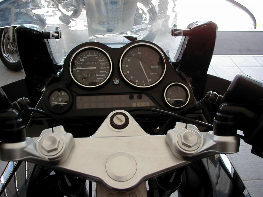 Bmw 1999 K1200rs Instruments
