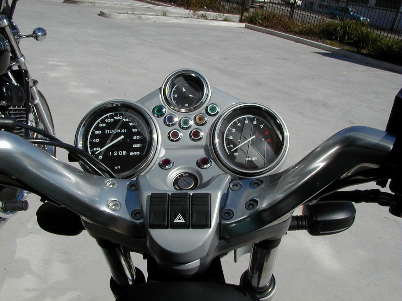 Bmw 2001 R1100r Instruments