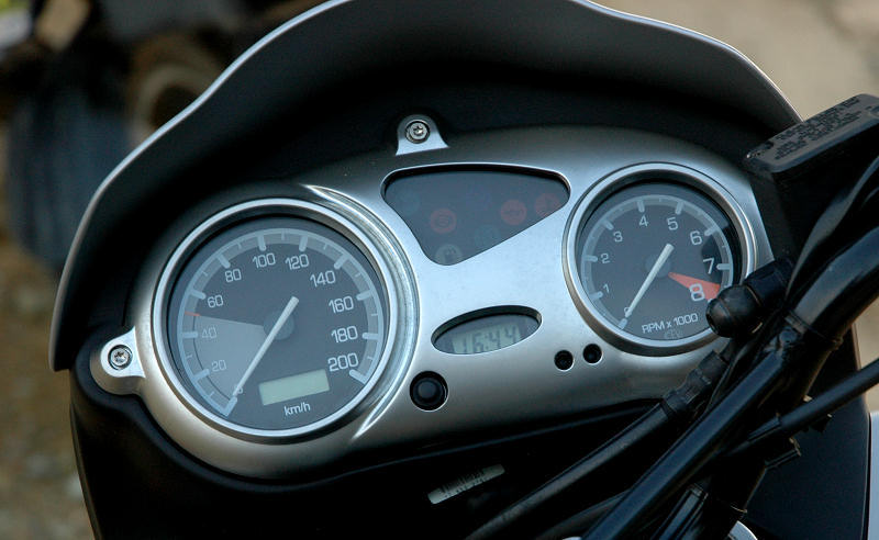Bmw F650gs Instruments