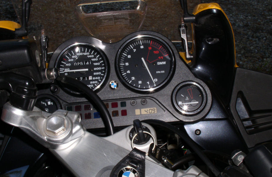 Bmw K1200rs Instruments