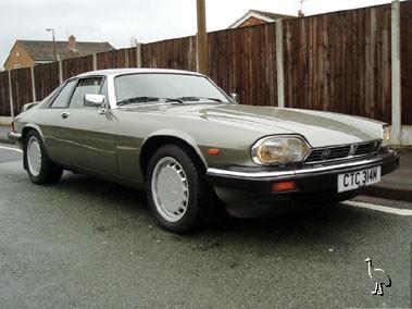 jaguar xjs coupe 1987