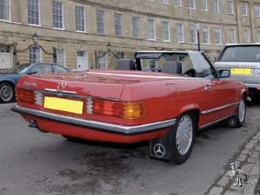 Mercedez Benz on Mercedes Benz 1989 300sl 2 Jpg