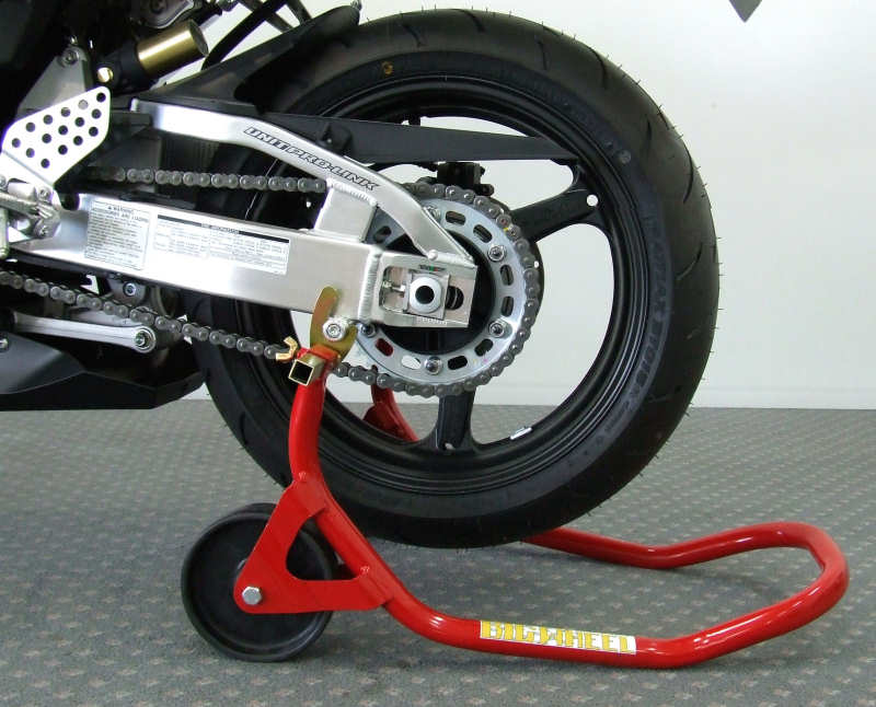 Bigwheel Ezylift Motorcycle Stand For Sportsbikes