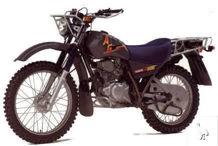 yamaha ag200 specifications rh dropbears com yamaha ag 200 workshop manual yamaha ag 200 parts manual