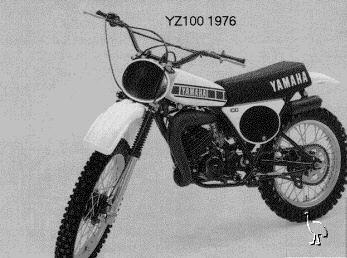 Yamaha YZ Series Model Information