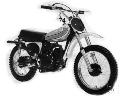 Pin every yamaha yz80 dirt bike for sale on pinterest for 1973 yamaha yz80