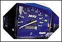 WR400FN Instruments