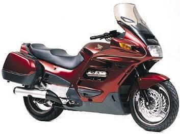 st1100 honda specifications