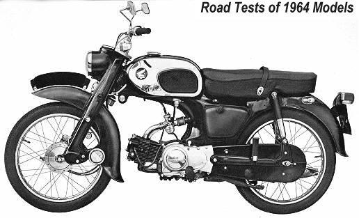 honda motorcycle classic models  Classic Honda Motorcycles - The 87cc C200 of 1964
