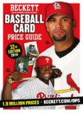 Beckett Baseball Card Price Guide 2010