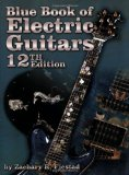 Blue Book of Electric Guitars (Book and CD-ROM)