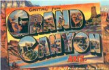 Greetings from the Grand Canyon Ariz.: 20 Postcards from the Past (Vintage Postcard)