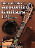 Blue Book of Acoustic Guitars (Book and CD-ROM)