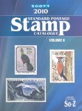Scott 2010 Standard Postage Stamp Catalogue, Vol. 6: Countries of the World- So-Z