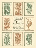 Folklore and Symbolism of Flowers, Plants and Trees (Dover Pictorial Archive Series)
