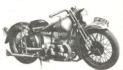 Brough Golden Dream