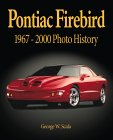 Pontiac Firebird 1967-2000 Photo History