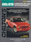 General Motors S-Series Pick-Ups & SUVs 1994-99 Repair Manual