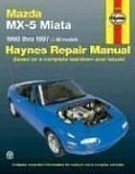 Mazda MX-5 Miata, 1990-1997 (Haynes Manuals)