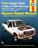 FORD SUPER DUTY PICK-UP and EXCURSION 1999-2002 (Haynes Manuals)