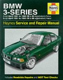 BMW 3-Series (91-96) Service and Repair Manual (Haynes Service and Repair Manuals)
