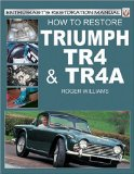 How to Restore Triumph TR4 and TR4A (Enthusiast s Restoration Manuals)
