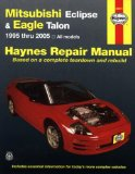 Mitsubishi Eclipse and Eagle Talon 1995 thru 2005 (Haynes Repair Manual)