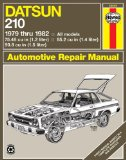 Datsun 210, 1979-82 (Haynes Manuals)