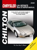 CHRYSLER-LH SERIES 1998-2003 REPAIR MANUAL (Haynes Repair Manuals)
