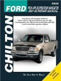 Ford Pick-Ups Expedition Navigator 1997-2003 (Chilton s Total Car Care Repair Manual)