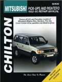 Mitsubishi: Pick-Ups and Montero 1983-95 (Chilton s Total Car Care Repair Manual)