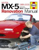 Mazda MX-5 Renovation Manual: 1989-2005 Includes Miata and Eunos