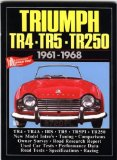 Triumph TR4, TR5 and TR250 1961-68 (Brooklands Road Tests)