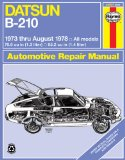 Datsun B210, 1973-78 (Haynes Manuals)