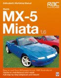 Mazda MX-5 Miata 1.6: Enthusiast Workshop Manual