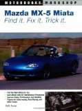 Mazda MX-5 Miata: Find It. Fix It. Trick It. (Motorbooks Workshop)