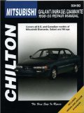Mitsubishi- Galant Mirage Diamante 1990-00 (Chilton s Total Car Care Repair Manual)