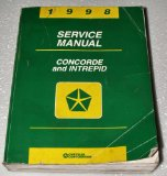 1998 Chrysler Concorde, Dodge Intrepid Service Manual (Chrysler LH Platform)
