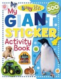 My Giant Sticker Activity Book (Busy Kids)
