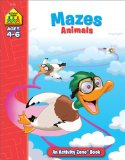 Mazes Animals Activity Zone (Ages4-6)