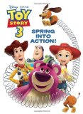 Spring Into Action! (Disney Pixar Toy Story 3) (Deluxe Coloring Book)