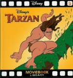 Tarzan (Disney Moviebook Library, Vol. 9)