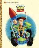 Toy Story (Disney Pixar Toy Story) (Little Golden Book)