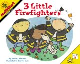 Three Little Firefighters (Turtleback School and Library Binding Edition) (Mathstart: Level 1 (Prebound))