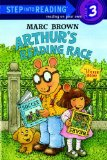 Arthur s Reading Race (Turtleback School and Library Binding Edition) (Step Into Reading Sticker Books)